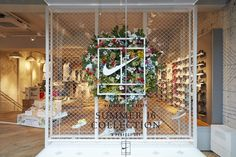 NikeCourt X Liberty - Retail Focus - Retail Blog For Interior Design and Visual Merchandising