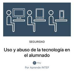 Edupill 'Uso y abuso de la tecnología en el alumnado'