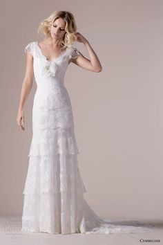 Cymbeline Bridal 2015 Wedding Dresses | Wedding Inspirasi