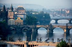 if it's possible to fell in love with a city, Prague is one of those ones