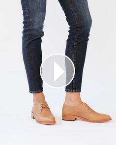 Women's Modern Oxford | Ethically Made | Nisolo
