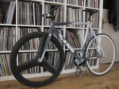 New ride! Cinelli x Mash by Ben Dale Cooper, via Flickr