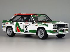 FIAT ABARTH 131 Rally 1/24