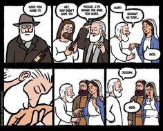 MEME ZONE: Atheists Let's Unwind - Religion (1) - Nairaland