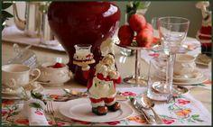 alta dose de cor no natal  |  Anfitriã como receber em casa, receber, decoração, festas, decoração de sala, mesas decoradas, enxoval, nosso filhos