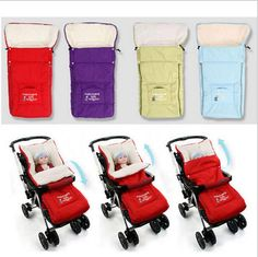 Pajamas And Childrens Baby Trolley Newborn Envelopes Baby Sleeping Bags Baby Carts Winter Thick Fur Sleeping Bags