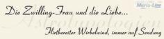 Astrotypologie der Frau geboren im Sternzeichen der Zwillinge (21.05. - 21.06.)  DIE ZWILLING-FRAU UND DIE LIEBE – FLIRTBEREITER WIRBELWIND, IMMER AUF SENDUNG