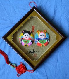 wuxi clay figures - Google Search Chinese Babies, China Clay, Wuxi, Propaganda Art, Clay Figurine, Furniture Decor, Statue, Christmas Ornaments, Google Search