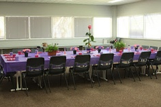Mother's Day Banquet/Ladies Tea
