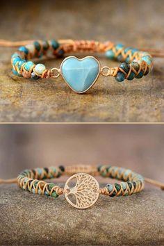 Diy Friendship Bracelets Patterns, Beaded Bracelet Patterns, Beaded Bracelets, Crystal Jewelry, Gemstone Jewelry, Beaded Jewelry, Jewellery, Amethyst Armband, Bracelet Making