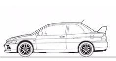 Mejores 176 imágenes de Dibujos de carros en Pinterest en