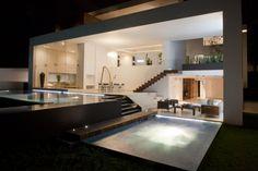 Casa del Agua by Almazán Arquitectos Asociados