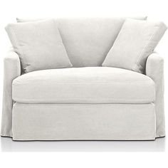 Slip cover chair and half