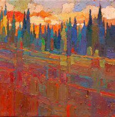 Bob Kebic - Untitled Landscape #823