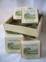 Photo by Country Hill Farm Soap Company