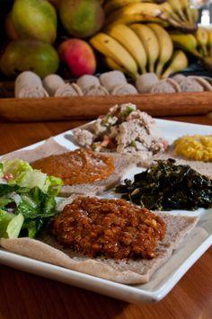 Misr Wat (Ethiopian Lentil Stew) // Spoonfuls Blog.