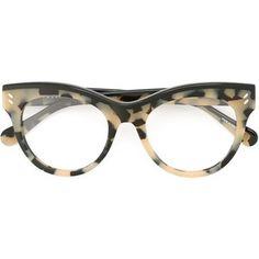 Stella McCartney Havana Glasses