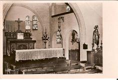 Noodkerk O.L.Vrouw van Ommel 1946