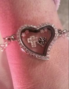 Heart Shaped Floating Charms Locket Bracelets ... $28 ... (charms extra) ... email DNACJS@gmail.com to inquire and/or place an order ...