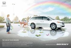 Honda Odyssey: Serenity