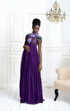 Ella & Gabby Autumn/Winter 2013 Collection Lookbook   Obsessed AfricaFashion #AfricaFashionLongDress