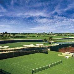 Five great tennis getaways