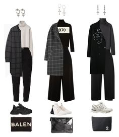 A fashion look from February 2018 featuring cashmere turtleneck sweaters, Bella Freud and wool bomber jacket. Browse and shop related looks. Korean Girl Fashion, Korean Street Fashion, Ulzzang Fashion, Korea Fashion, Teen Fashion, Kpop Fashion Outfits, Korean Outfits, Hijab Fashion, Cute Casual Outfits