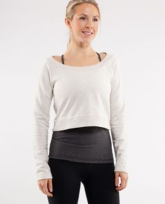 K, so I need this #Lululemon pullover.