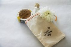 Personalized Muslin Cotton Gift Set, Gift For Her, Birthday party Favors, Bridesmaids Gifts, Spa Party Gift, Bath Salts Set, Body Butter