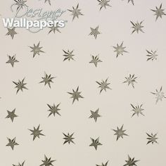 Sirius by Matthew Williamson features a constellation of scattered glittering metallic silver and charcoal three-dimensional stars on a plain background. Available in a range of bolds, brights, subtle shades and a pastel, Sirius wallpaper is a wonderful and fun print from the designer's Belvoir Collection for Osborne and Little. Based on a former catwalk fabric, it's quite simply couture for walls. Perfect as both an all-over wallpaper for a bedroom or hallway, as well as a feature wall for…