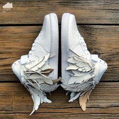 info for fd1da ecd37 Nike Air Force 1 Fly High Custom by GourmetKickz Air Force One Shoes, Nike  Air