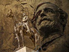 Robert E Lee gettysburg statue