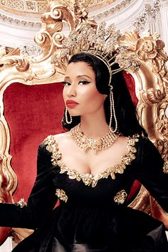 You can be the king, but watch the queen conquer