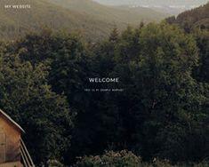 contentbaer - Startseite Für Dummies, Welcome, Blog, Landing Pages, Blogging