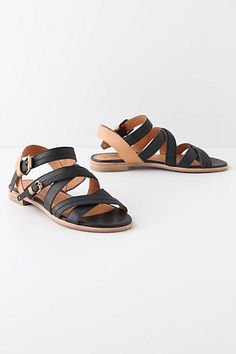cannot wait for these to go on sale!  Pecaut Sandals #anthropologie