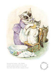 Beatrix Potter - The Tale Of Tom Kitten. www.beststoriesforchildren.com