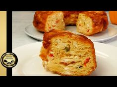 Τυρόπιτα φόρμας: Εύκολη και αφράτη πίτα σαν κέικ που την κάνεις χωρίς κόπο – Enimerotiko.gr Cookbook Recipes, Cooking Recipes, Cake Pans, French Toast, Muffin, Food And Drink, Baking, Breakfast, Easy
