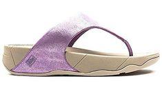 #FitFlop Fitness Schuhe - Lulu Shimmersuede Sandale, flieder. Ballerinas, Clogs, Fitflop, Sneaker, Wedges, Heels, Fitness, Fashion, Sandals