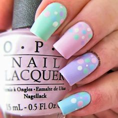 16 Perfect Easter Nail Designs