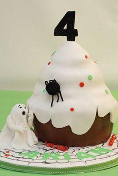 Kindergeburtstag XXL Cupcakes