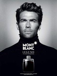 Simon Clark   Mont Blanc Legend   Ad Campaign