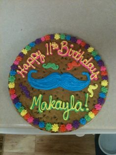 "I ""mustache"" you a question cookie cake"