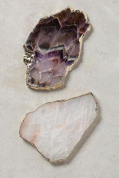 Slivered Geode Coaster - Slivered Geode Coaster