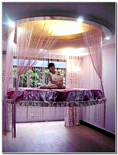 Pink extravagance bed - Decor For All