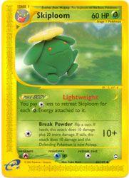 Pokemon Aquapolis - Skiploom $4.50-$6.00