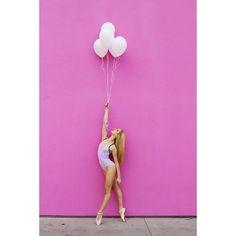 Photo by Ballet Zaida.  Dancer - Matisse Love.  Taken for The Pointe Shop.