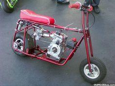 Fast Mini Bike