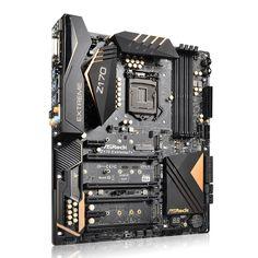 SRock Z170 EXTREME7+ LGA1151/ Intel Z170/ DDR4/ Quad CrossFireX & Quad SLI/ SATA3&USB3.1/ M.2&SATA Express/ A&2GbE/ ATX Motherboard