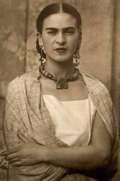 ...Frida Kahlo