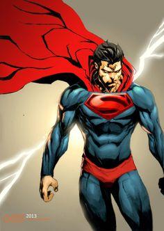 Superman, by Dexter Soy